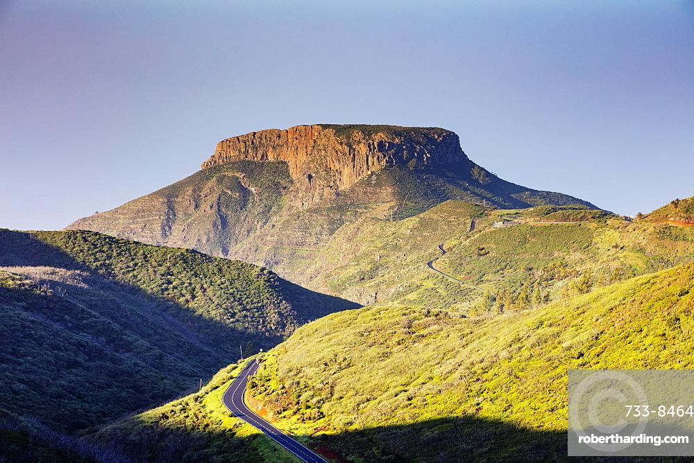 Europe, Spain, Canary Islands, La Gomera, Unesco Biosphere site, Garajonay National Park