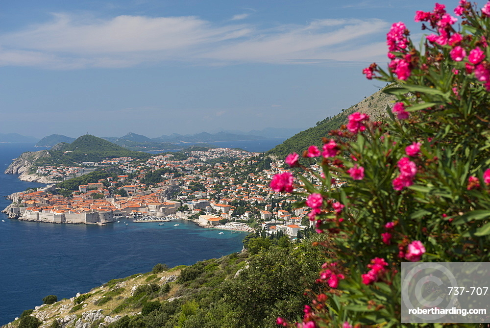 Dubrovnik and islands, Croatia, Europe