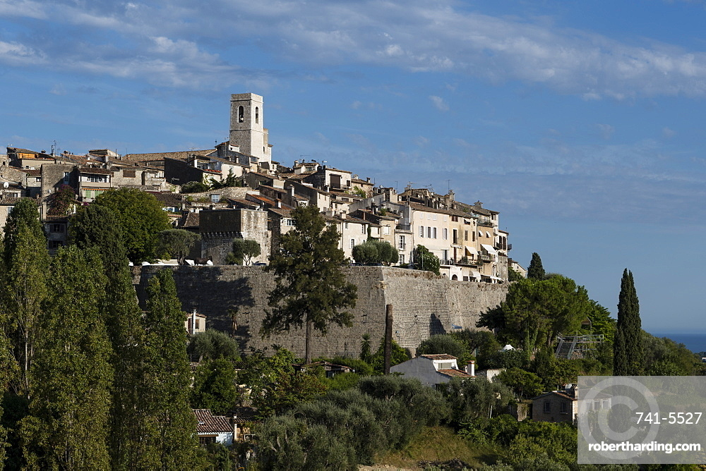 Saint-Paul de Vence, Cote d'Azur, Alpes Maritimes, France.