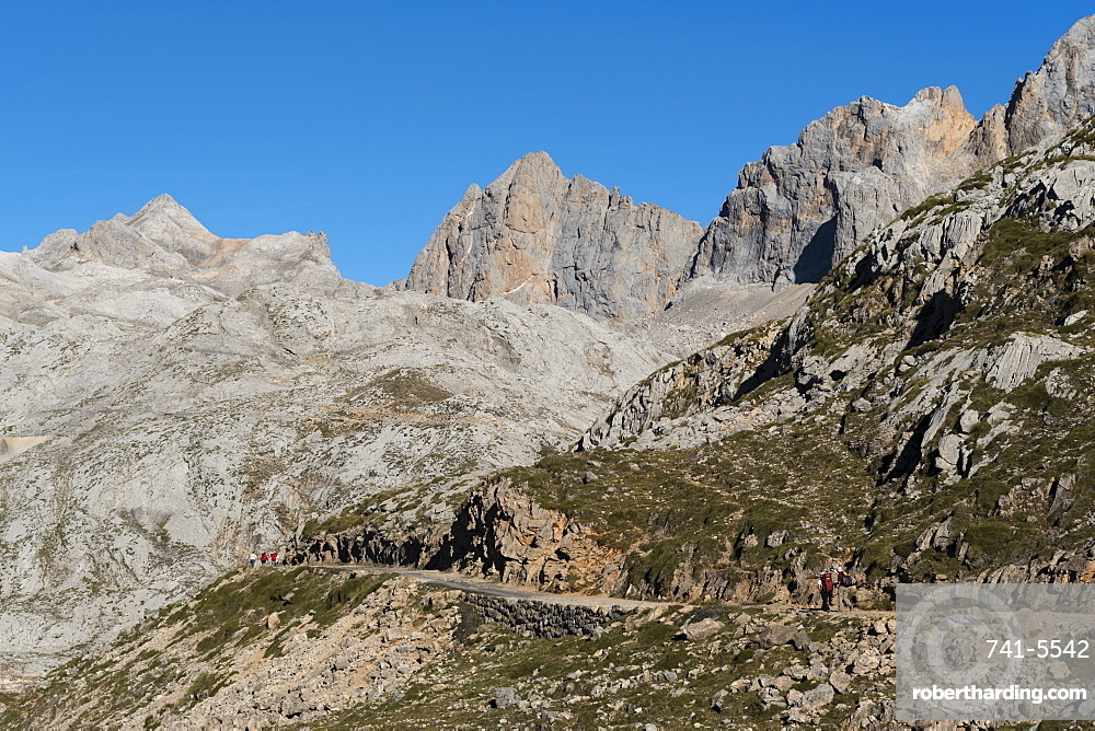 Picos de Europa National Park, Cantabria, Spain, Europe