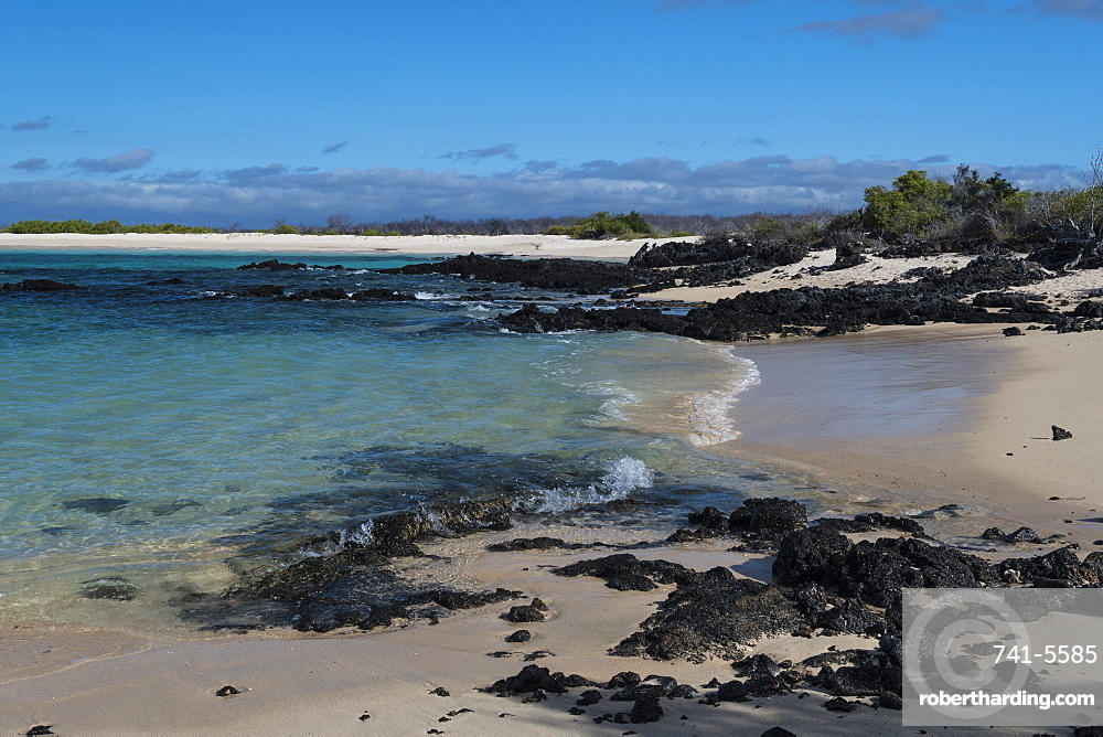 Bachas beach, North Seymour Island, Galapagos Islands, UNESCO World Heritage Site, Ecuador, South America