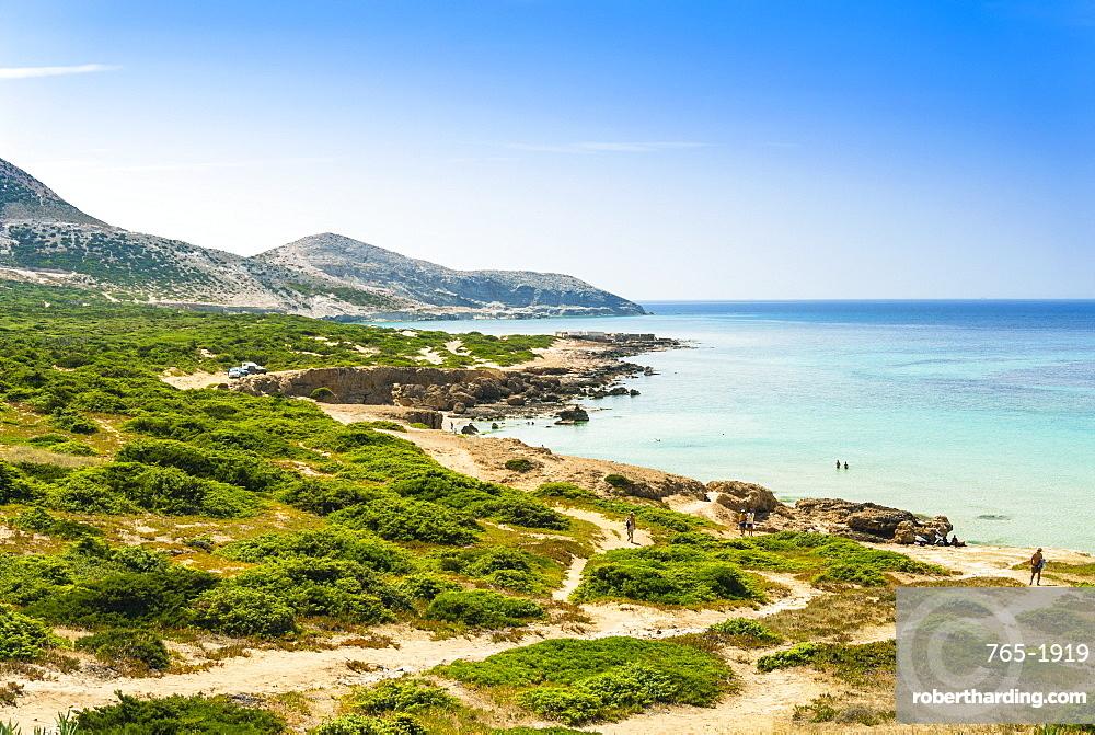 Cap Blanc, Bizerte, Tunisia, North Africa, Africa