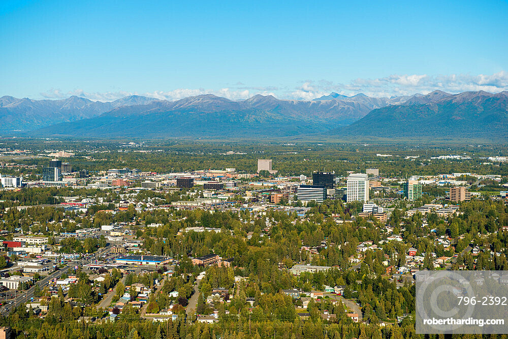 Anchorage, Alaska, United States of America, North America