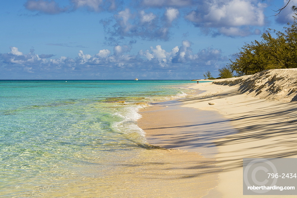 Governor's Beach, Grand Turk Island, Turks and Caicos Islands, West Indies, Central America
