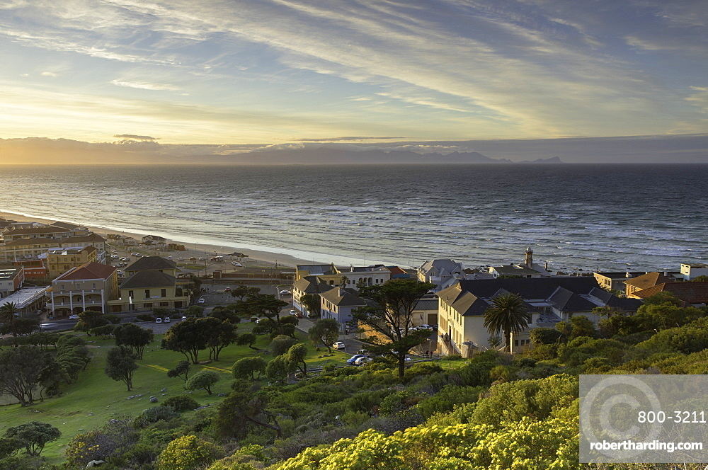 Muizenberg beach, Cape Town, Western Cape, South Africa
