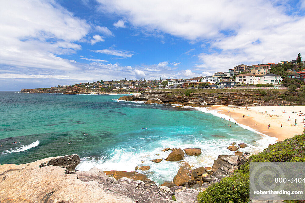 Tamarama Beach, Sydney, New South Wales, Australia, Pacific