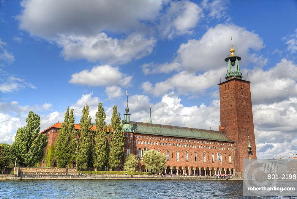 Sockholm City Hall, Stockholm, Sweden