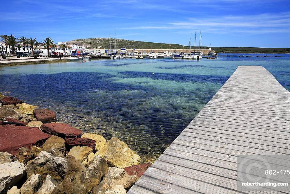 Fornells, Menorca, Balearic Islands, Spain, Mediterranean, Europe