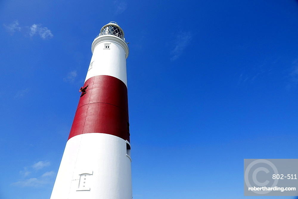 Portland lighthouse, Portland Bill, Dorset, England, United Kingdom, Europe