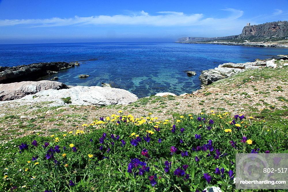 San Vito Lo Capo, Sicily, Italy, Mediterranean, Europe