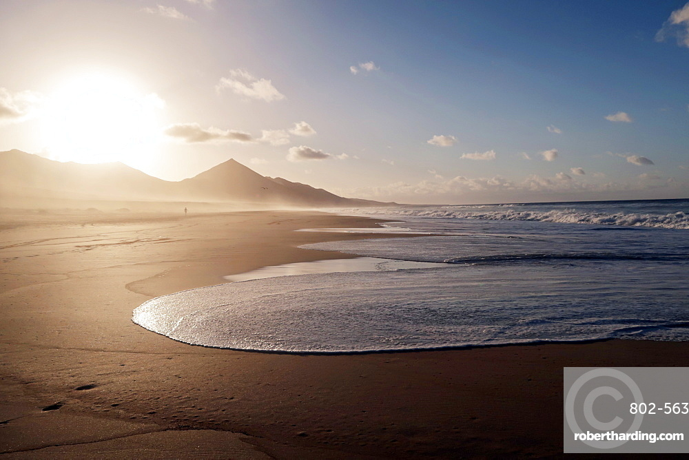 Beach in Fuerteventura, Canary Islands