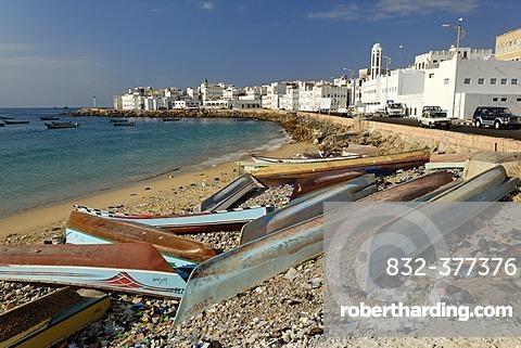 Harbor of Al Mukalla, Mukalla, Yemen