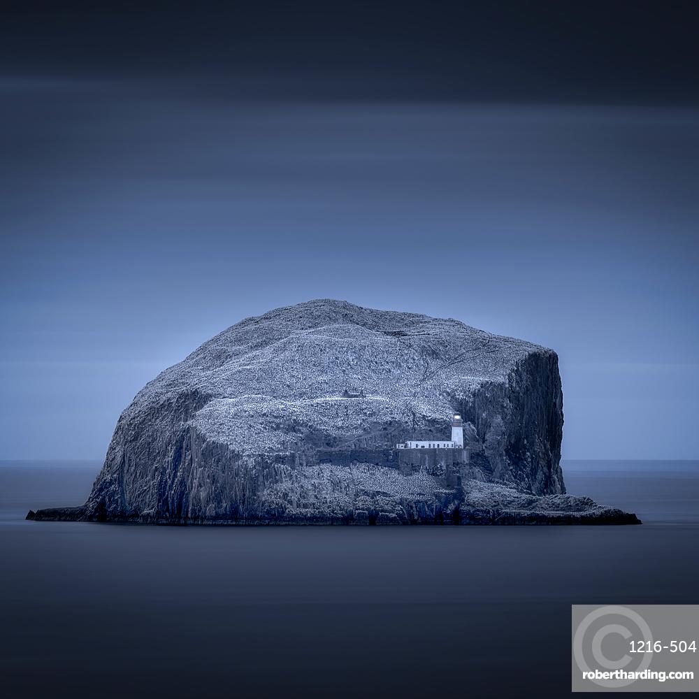Bass Rock, Firth of Forth, East Lothian, Scotland, United Kingdom, Europe