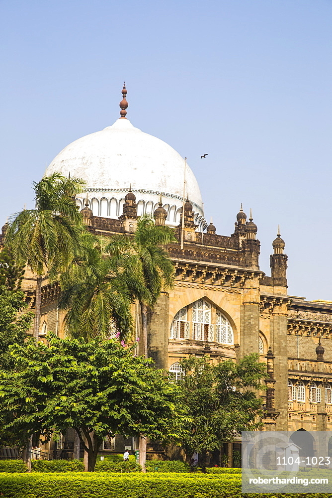 India, Maharashtra, Mumbai, Fort Area, Chhatrapati Shivaji Maharaj Vastu Sangrahalaya - Art and Hostory Museum