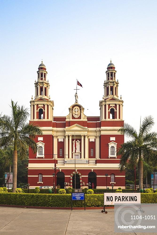 Sacred Heart Cathedral, New Delhi, Delhi, India, Asia
