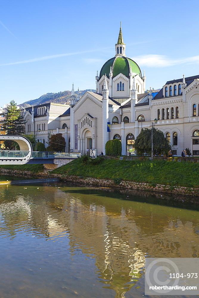 The Academy of Fine Arts, Sarajevo, Bosnia and Herzegovina, Europe