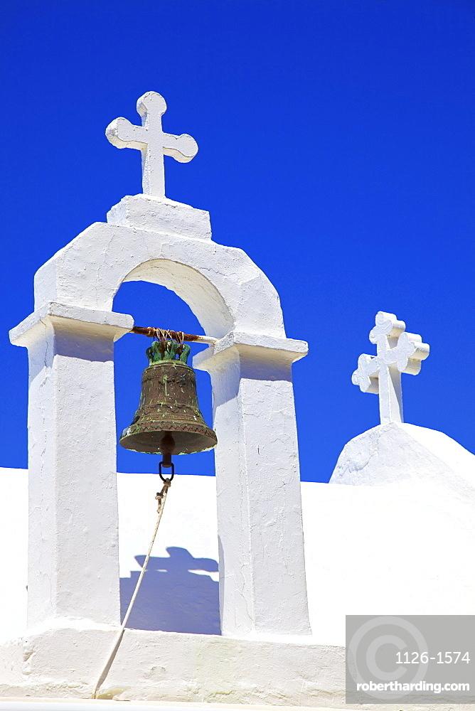 Church of St. Pelagia, Gournia, Crete, Greek Islands, Greece, Europe