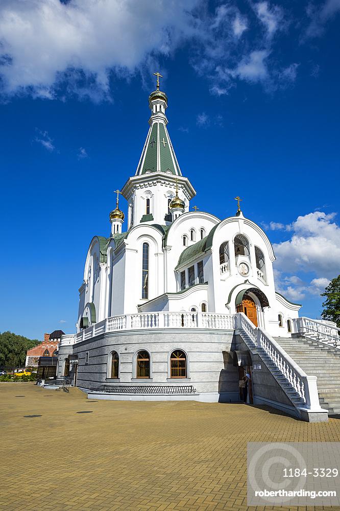 Church of Alexander Nevsky, Kaliningrad, Russia