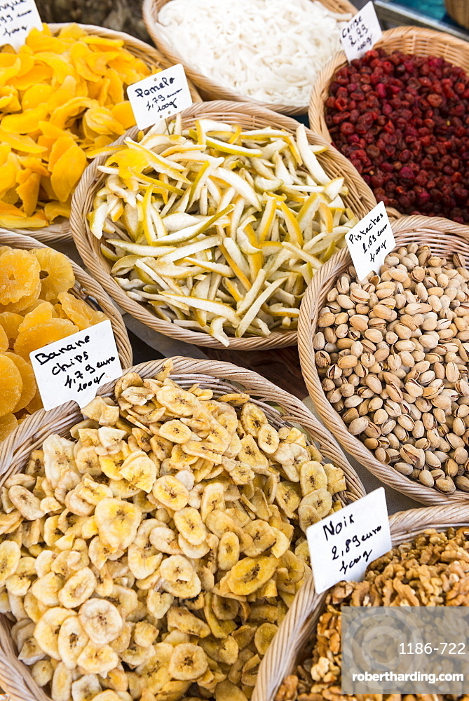 Market Aix en Provence, Bouches du Rhone Franc