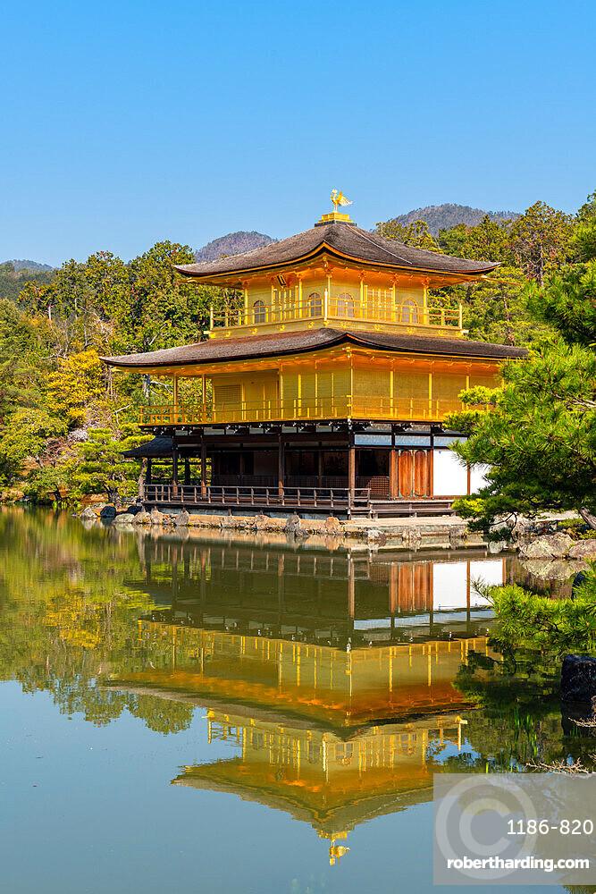 Kinkaku-ji temple Kyoto