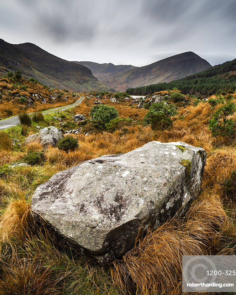 The Black Valley, Killarney National Park, County Kerry, Munster, Republic of Ireland, Europe