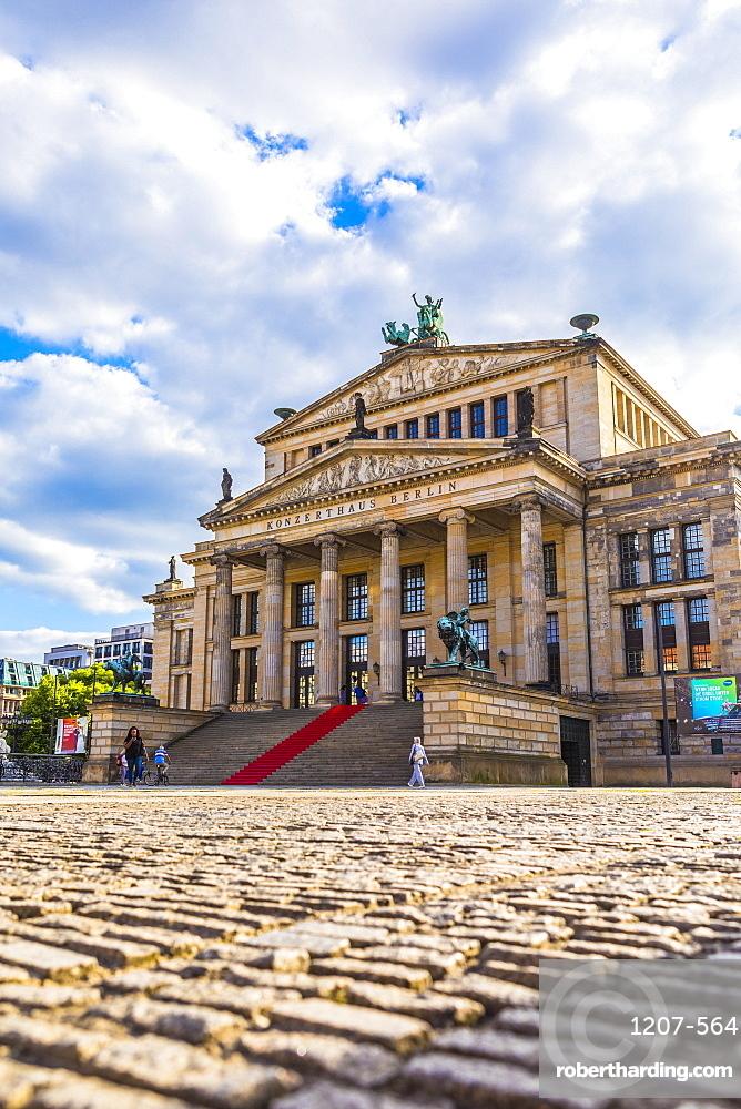 The Concert Hall in Gendarmenmarkt, Berlin, Germany, Europe