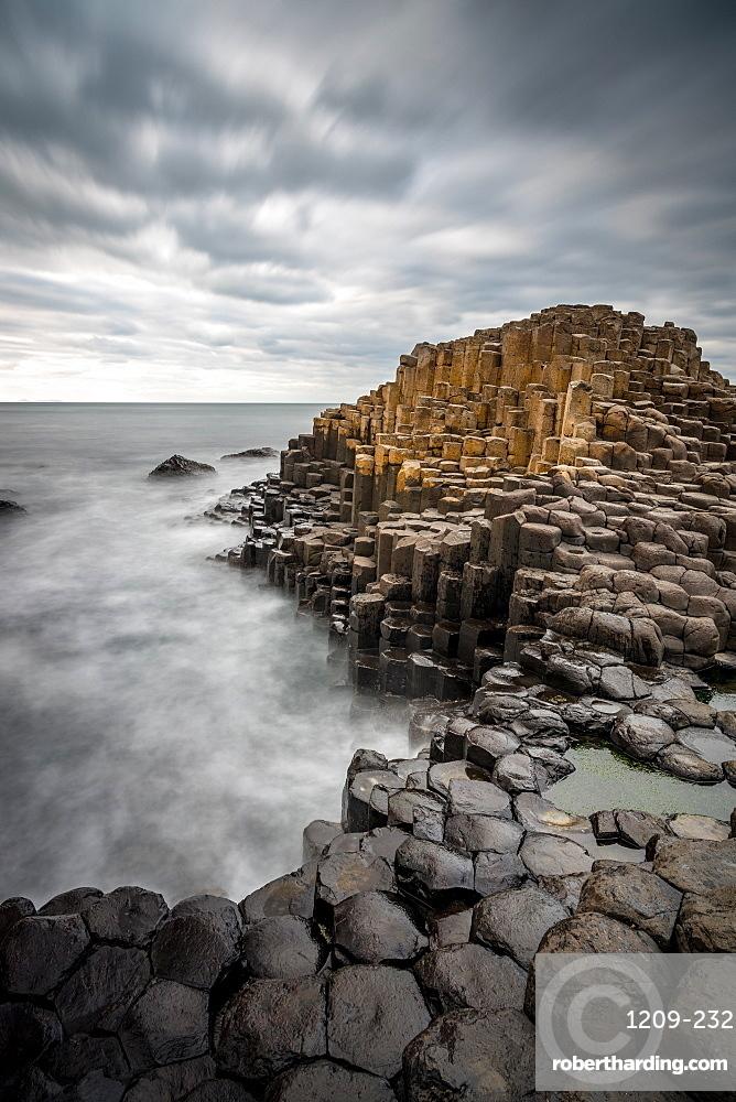 Giant's Causeway, Northern Ireland, UK.