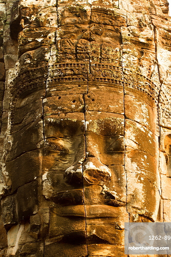 Buddha statue of Angkor Wat, UNESCO World Heritage Site, Siem Reap, Cambodia, Indochina, Southeast Asia, Asia