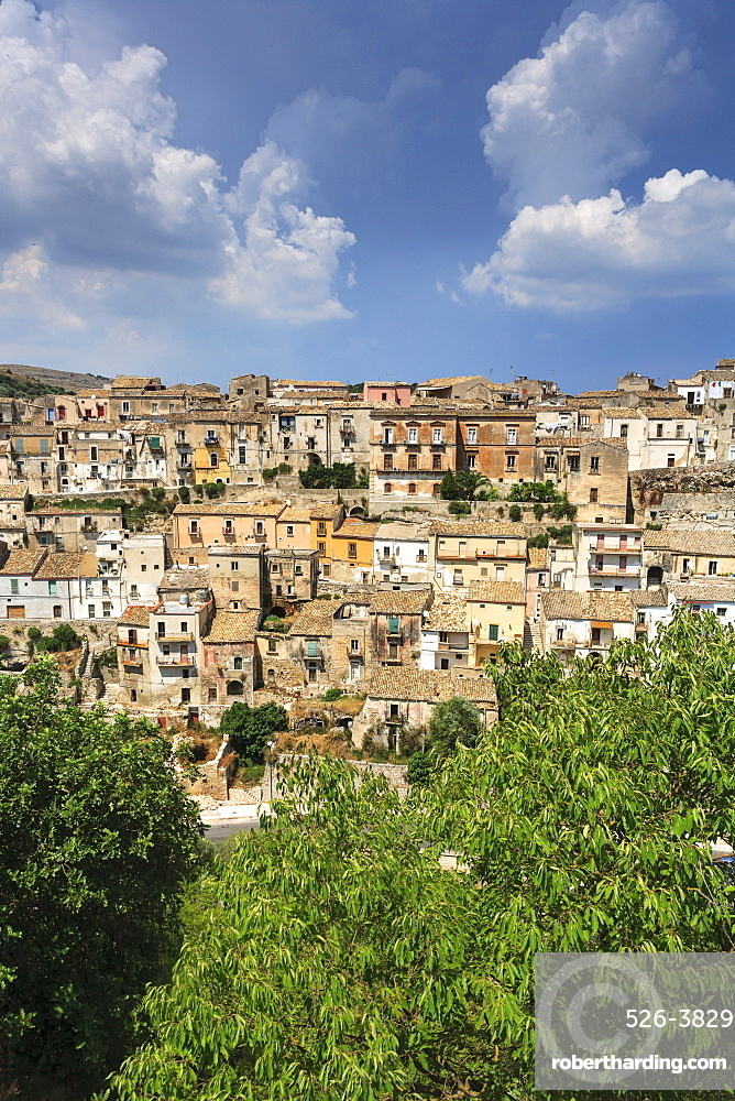 Ragusa view of old town