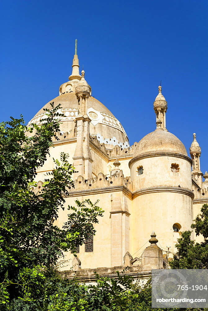 Cathedral of St. Louis, Byrsa Hill, Carthage, UNESCO World Heritage Site, Tunis, Tunisia, North Africa, Africa
