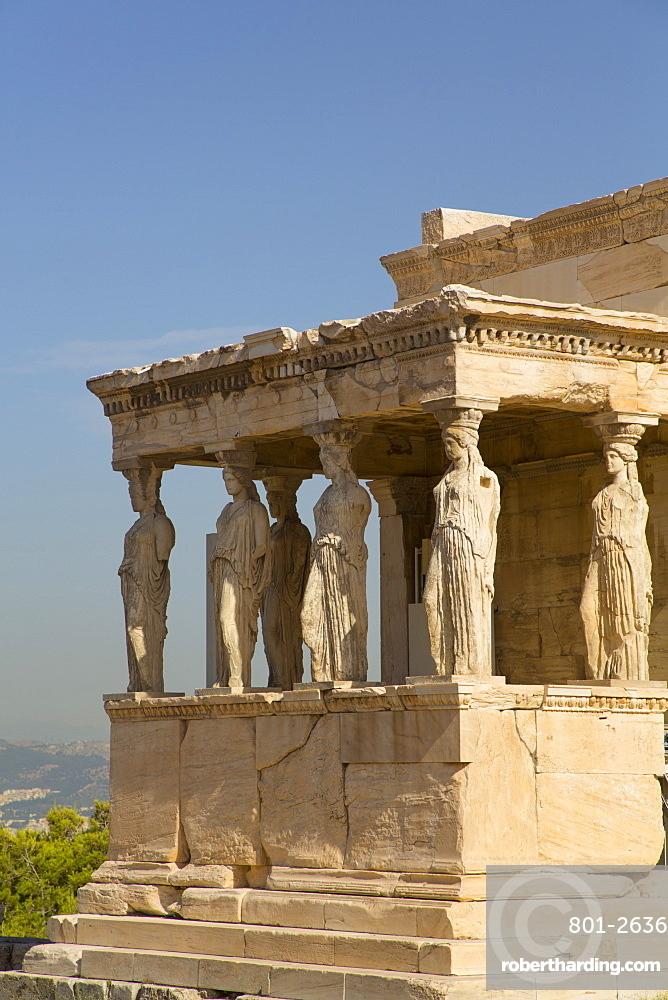 Temple of Athena Nike, Acropolis, UNESCO World Heritage Site, Athens, Greece, Europe