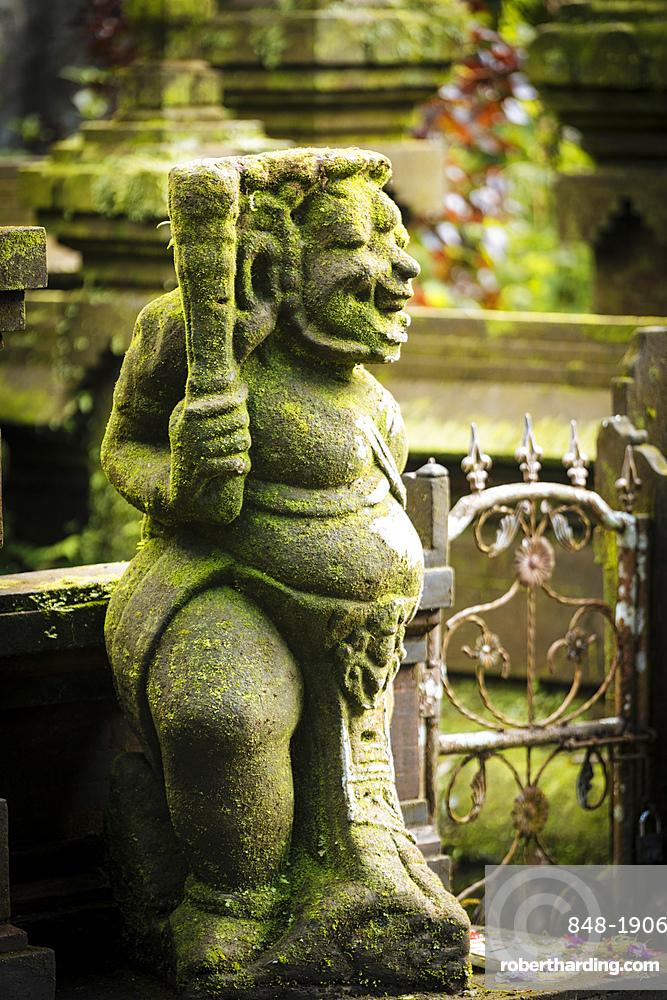 Pura Luhur Batukaru Temple, Tabanan, Bali, Indonesia, Southeast Asia, Asia