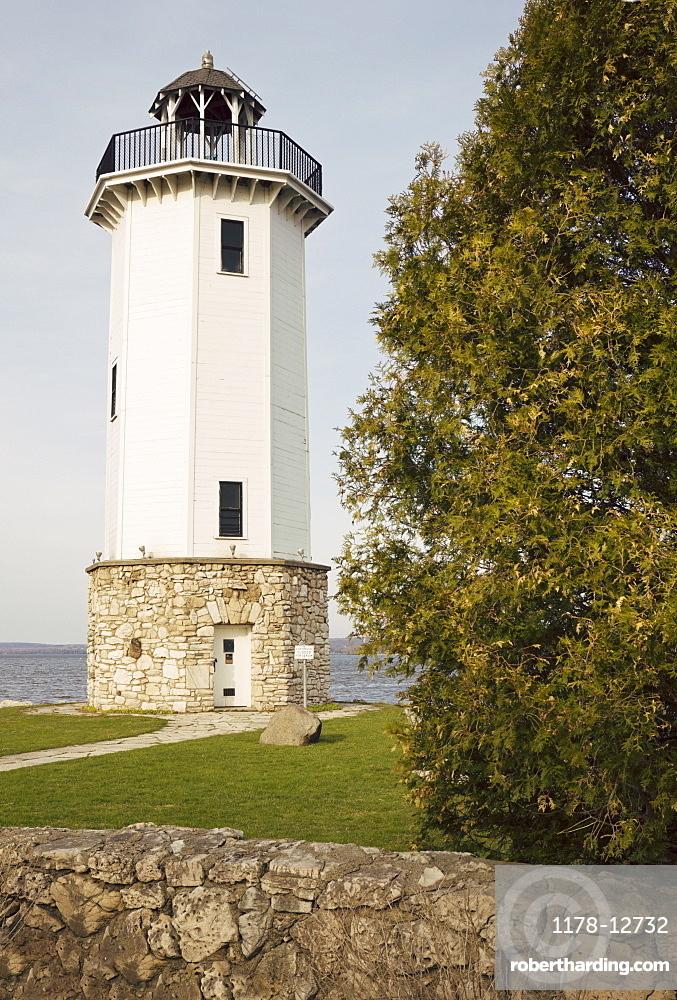 USA, Wisconsin, Fond du Lac, Lighthouse