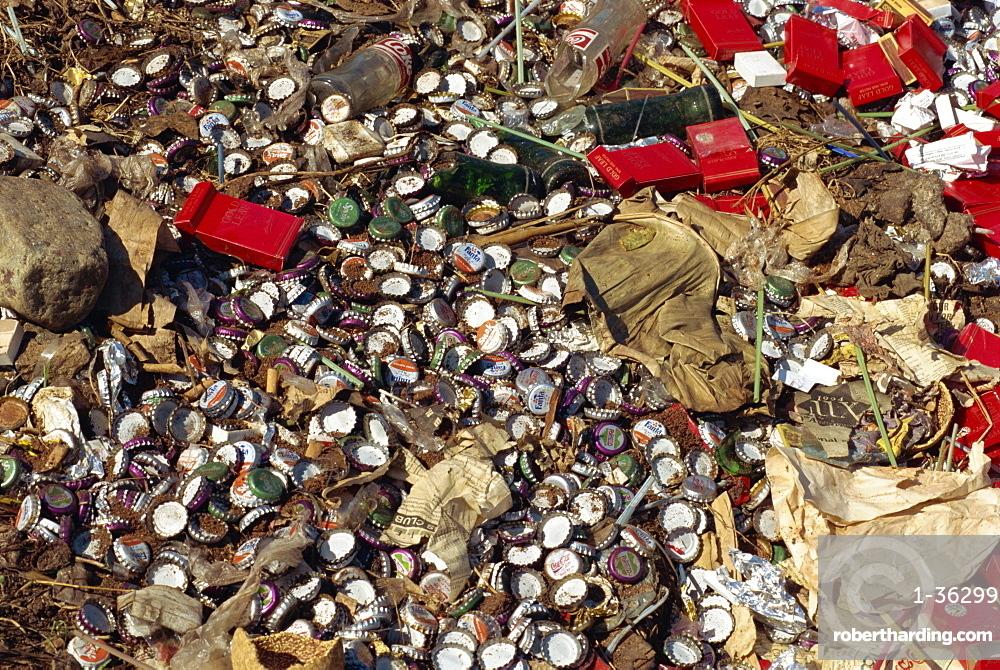 Rubbish in Sri Lanka, Asia