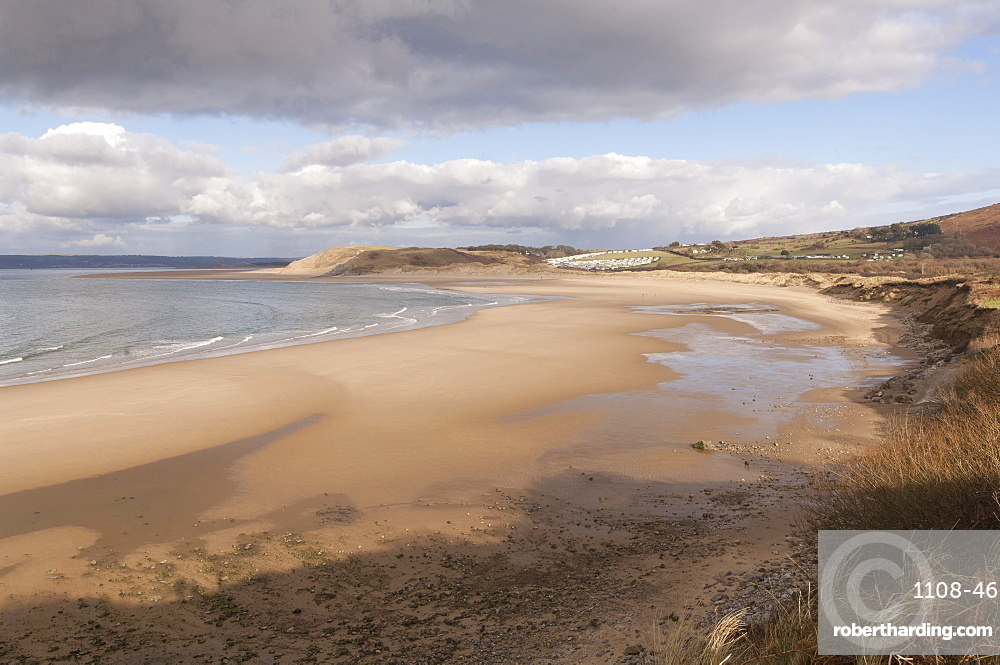 Broughton Bay, Gower, Wales, United Kingdom, Europe