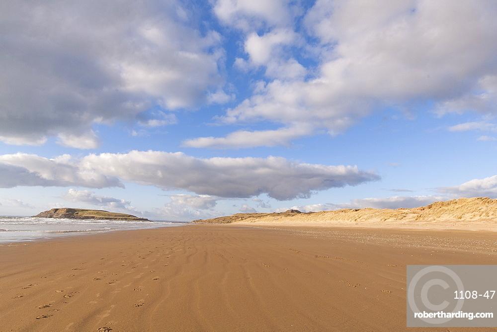 Llangennith Beach, Gower, Wales, United Kingdom, Europe