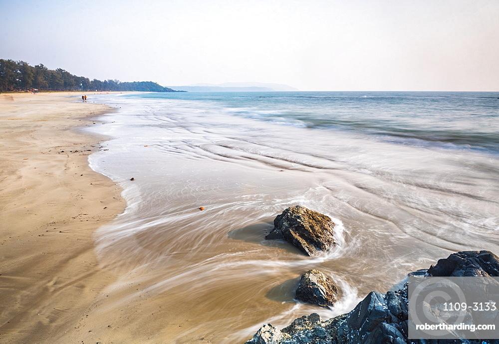 Talpona Beach, South Goa, India, Asia