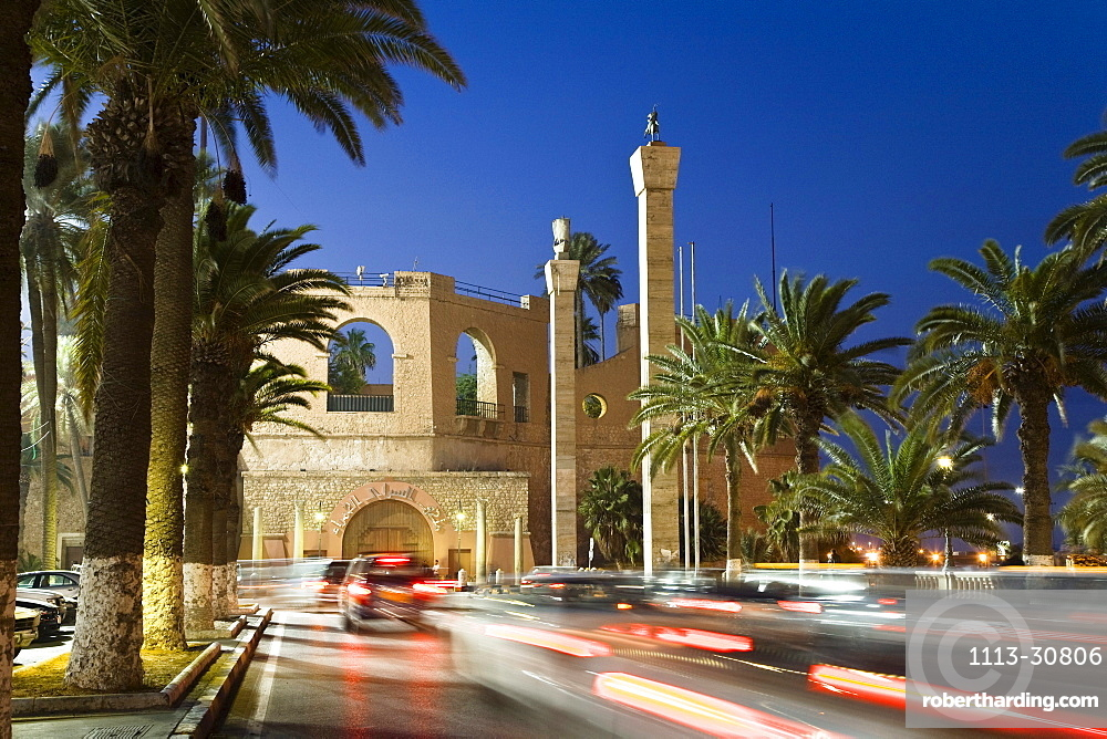 National Museum at Green Square, Tripoli, Libya, North Africa