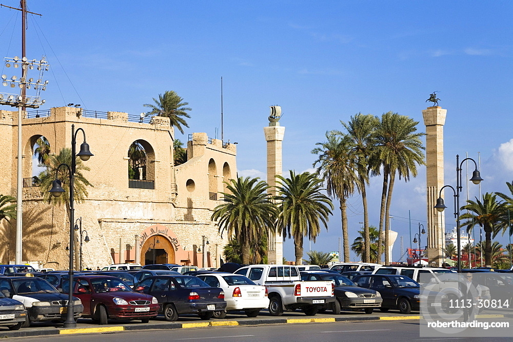 National Museum at Green Place, Tripoli, Libya, Africa