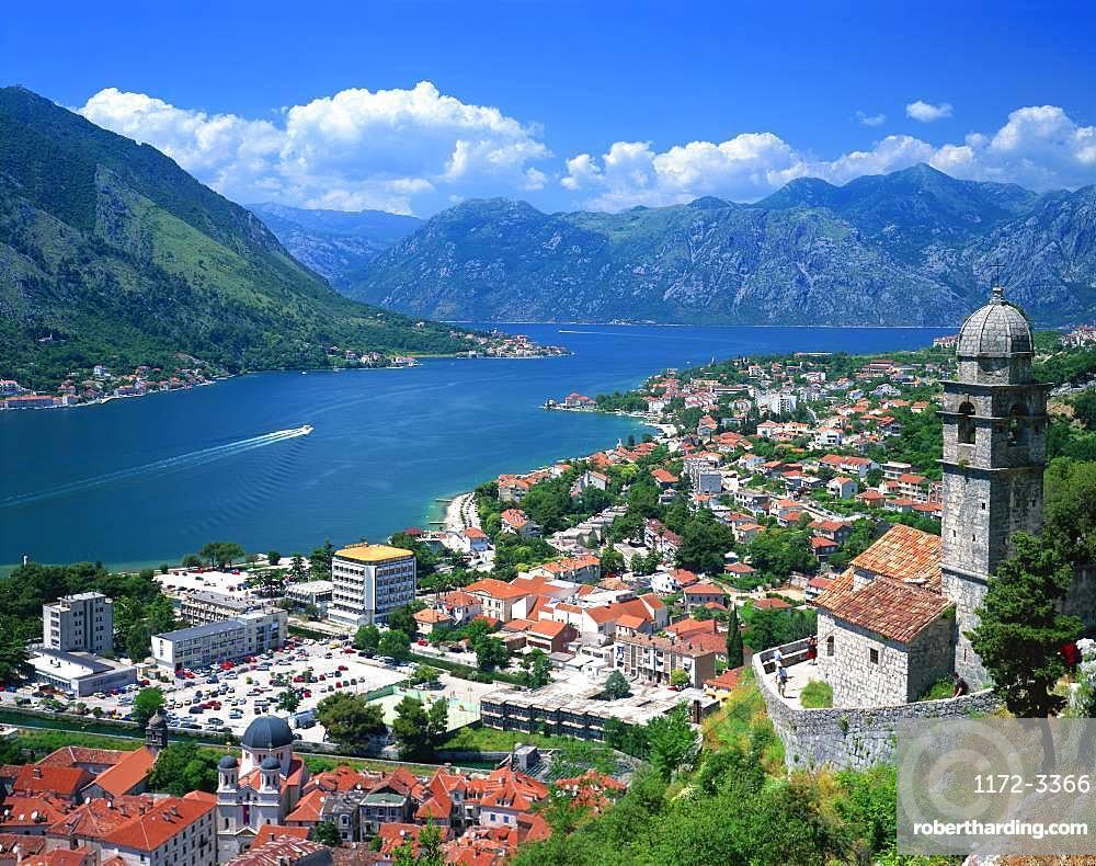 Kotor Old City, Montenegro