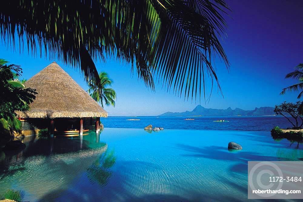 Hut in a Beach Paradise