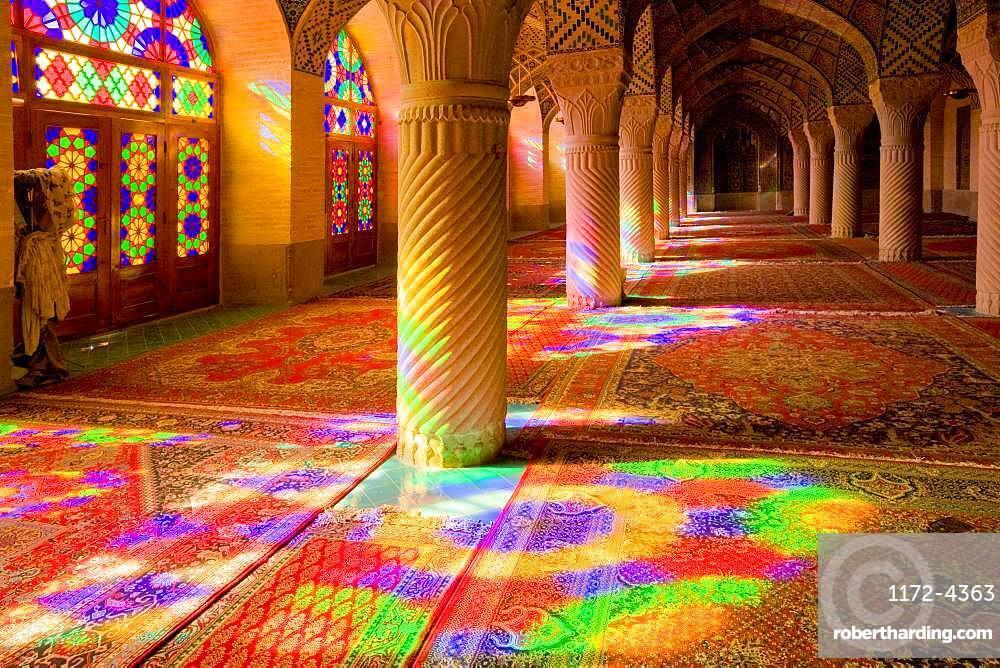 Roses Mosque Shiraz, Iran