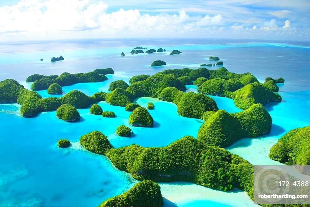 Seventy Island, Palau