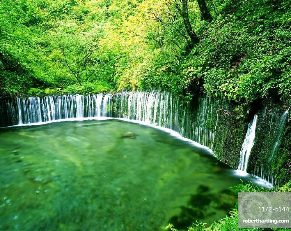Shiraito Falls, Nagano Prefecture