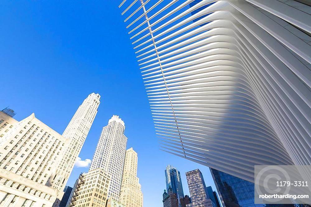 3834568b09f9 The Oculus Building by Santiago Calatrava