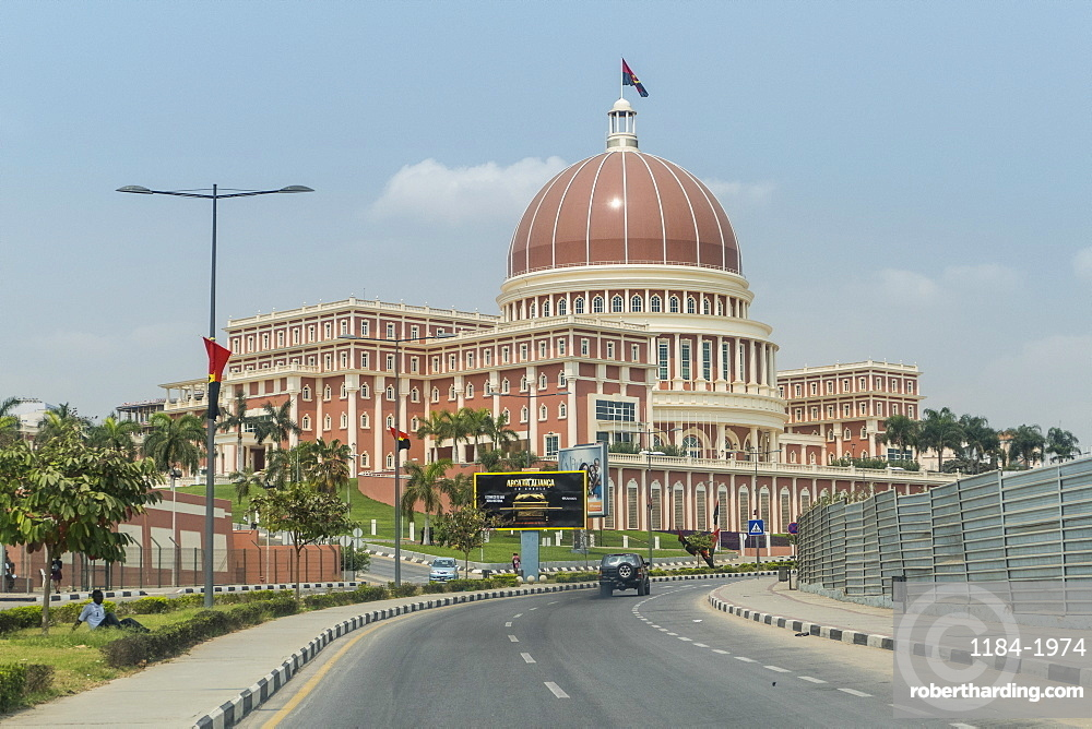 National Assembly of Angola, Luanda, Angola