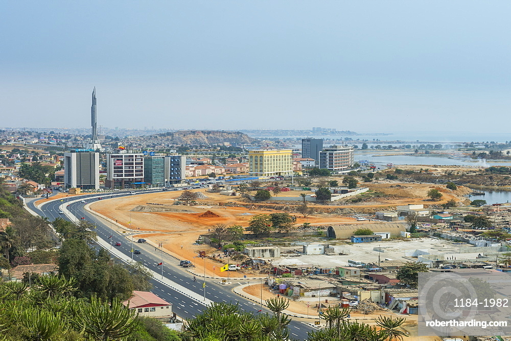 Ocean Promenade, Luanda, Angola, Africa