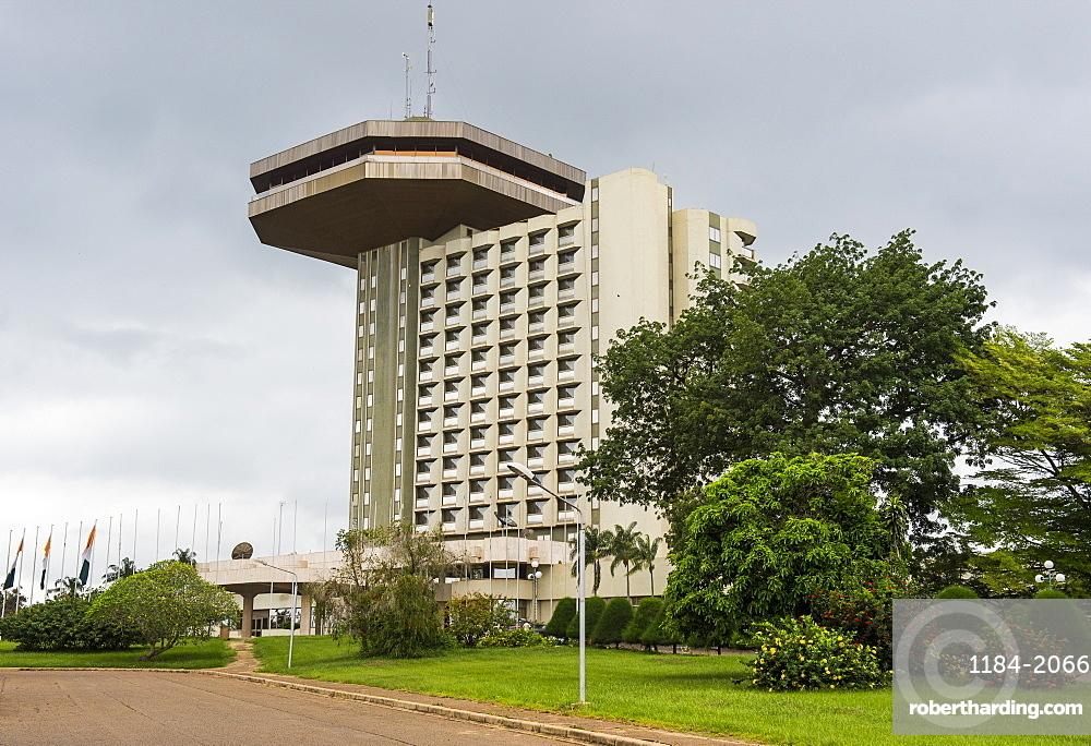 Hotel President in Yamassoukrou, Ivory coast