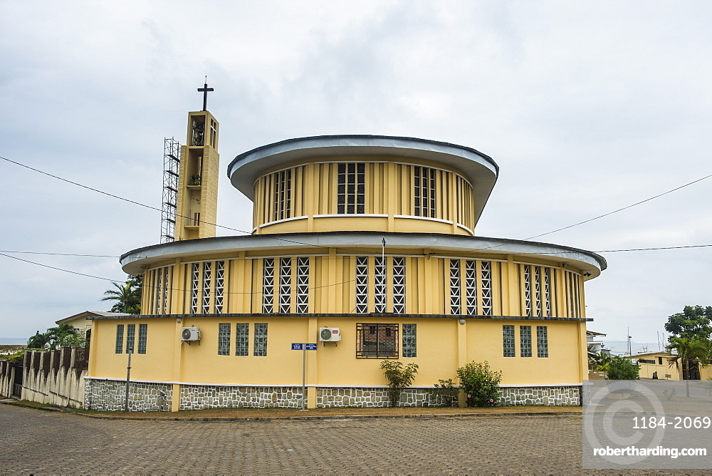 St. Mary's Cathedral, Libreville, Gabon, Africa