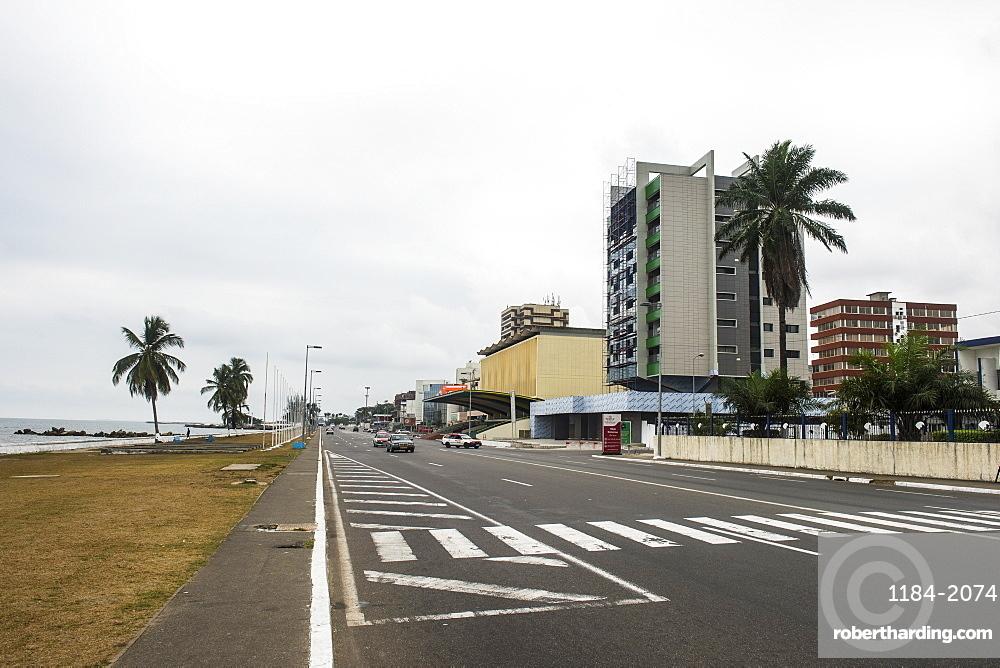 Ocean Boulevard, Libreville, Gabon, Africa